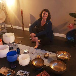 Atelier vibratoire à Belz Espace Kalyana